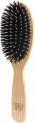 BIG OVAL BRUSH WITH NYLON AND WILD BOAR BRISTLES