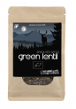BIO DRIED GREEN LENTIL SPROUTED SEEDS