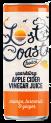 Sparkling Juicy Water + Apple Cider Vinegar - Mango, Turmeric & Ginger (Copy)