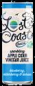 Sparkling Juicy Water + Apple Cider Vinegar - Blueberry, Elderberry & Lemon