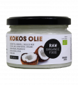 RAW Organic Food Coconut Oil Extra Vierge Small
