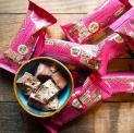Swiss Chocolate Bar - Sweet & Salty Almond