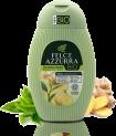 FELCE AZZURRA BIO SHOWER GEL GREEN TEA AND GINGER
