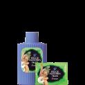 Talc Fresh Bergamot and Cedar Flowers scent
