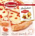 Provolone Pizza