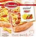 Wurstel Pizza