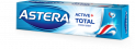 ASTERA ACTIVE + TOTAL toothpaste
