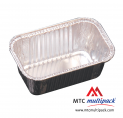 Aluminum Containers (Different Shapes & Sizes)