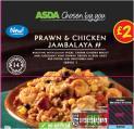 Prawn and Chicken Jambalaya