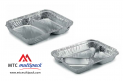 Aluminium Containers (Different Shapes & Sizes)