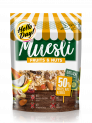 Hello Day! Muesli 50% fruits & nuts 500g