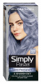 Simply Pastel Crushed Blue Mist