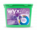 WYX 3IN1 Colour Laundry Liquid Capsules 20w