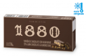 11912 - 70% Dark Chocolate Almond Bar Premium Edition 1880 150g