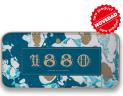 "11225 - Almond & Honey Brittle Bar ""Alicante"" Sinestesia Tin 1880 250g"