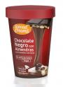 C48001 - Spreadable Dark Chocolate with Almonds Spread Creams 320g and BULK