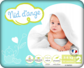 Baby Diapers Nid d'Ange - Own brand