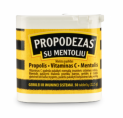 Propodes with raspberries (propolis)