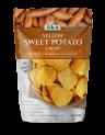 Crispy Yellow Sweet Potato Slices