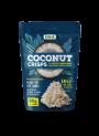 Stripped Coconut Crisps.