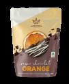 Drizzled Chocolate Orange