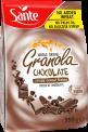 Granola  with chocolate