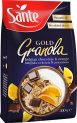Granola Gold with Belgian chocolate and orange