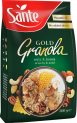 Granola Gold with nuts and honey