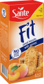 FIT cereal cookies without added sugar, with apricot.