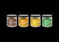 LATTÉ GINGER-CURCUMA, plant based - sugarfree - coffee alternative