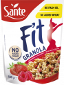 FIT granola strawberry and raspberry
