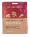 Masque Me Up - Pink clay sheet mask