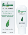 ECOSENSE DEEP CLEAN FACIAL WASH with Neem and Aloe