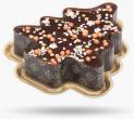 XMAS TREE CAKE - GOLDEN DECORATION