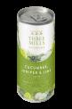 Three Mills Botanicals - Juniper, Cucumber & Lime - Can.