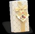 Paper wrapped boxes pralines 100gr-200gr-400gr