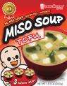FD Instant Miso Soup 3PK Tofu
