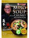 Premium Miso Soup 3-Pack Chunky Mushroom