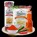 Poppadoms (Lentil Chips) - Sweet Chilli - Large
