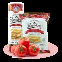 Poppadoms (Lentil Chips) - Tomato - Pillow Bag