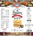 Canister Poppadoms (Lentil Chips) - Korean BBQ