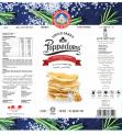 Canister Poppadoms (Lentil Chips) - Salt & Vinegar