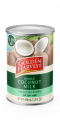 Coconut milk and cream