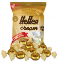 Hard candies Cream and Caramel